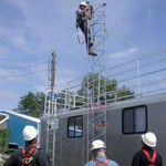 Fall Protection Safety & Rescue Certification Training - Mobile Training Unit