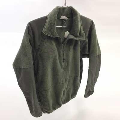 ECWCS Level III fleece, Foliage Green